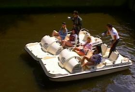 Prostitute boat race