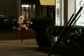 Santa karate