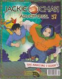 Jackie Chan Adventures Magazine 57