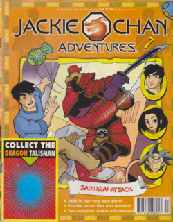 Jackie Chan Issue 7
