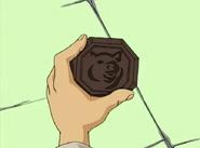 Pig talisman chocolate S1 EP11