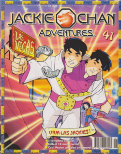 Jackie Chan Issue 41