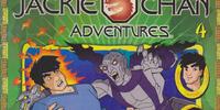 Jackie Chan Adventures Magazine 4