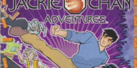 Jackie Chan Adventures Magazine Easter Special