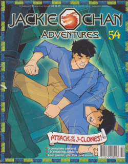 Jackie Chan Issue 54