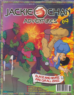 Jackie Chan Issue 69
