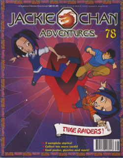 Jackie Chan Issue 78