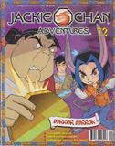 Jackie Chan Adventures Magazine 72