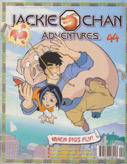 Jackie Chan Issue 44