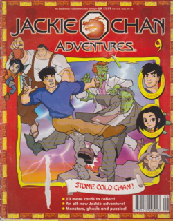 Jackie Chan Issue 9