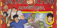Jackie Chan Adventures Magazine 9