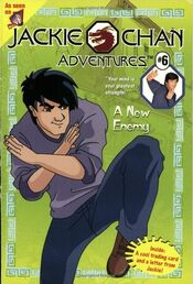 Jackie Chan Book 6