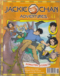 Jackie Chan Issue 11