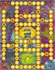 Castle of Doom board game 2