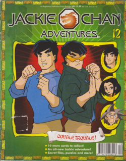 Jackie Chan Issue 12