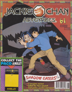 Jackie Chan Issue 61