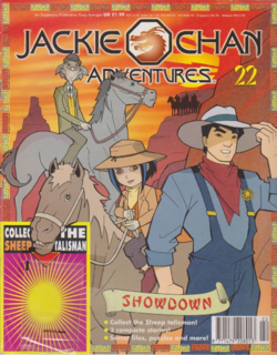 Jackie Chan Issue 22