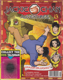 Jackie Chan Issue 13