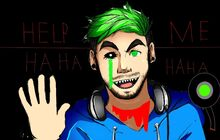 Antisepticeye with speed drawing video by smudgeandfrank-daiqjwl