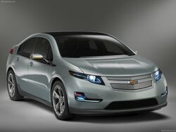 Chevrolet-Volt 2011 1280x960 wallpaper 10