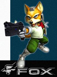 Fox pinup