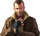 Thats random369/Niko Bellic (Grand Theft Auto 4) vs Agent 47 (Hitman)