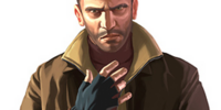 Thats random369/Niko Bellic (Grand Theft Auto 4) vs Agent 47 (Hitman)