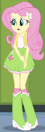 Fluttershy in Equestria Girls