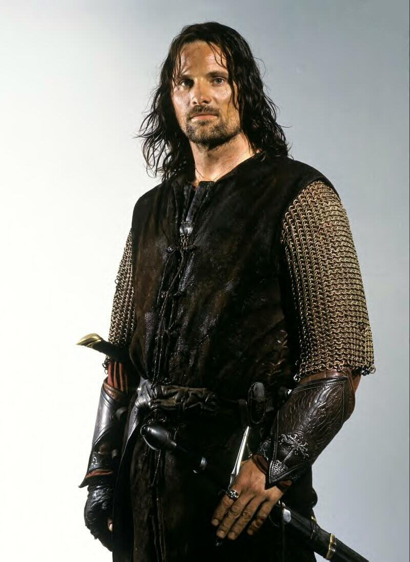 Lord Of The Rings Wiki Aragorn
