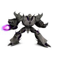 Transformers Prime Char render Megatron