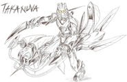 Takanuva Toa of Light by RyouKazehara