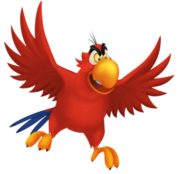Iago (Kingdom Hearts)