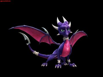 Cynder (The Legend of Spyro)