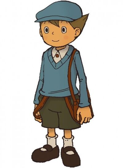 Professor layton and the curious village conceptart O2m6o