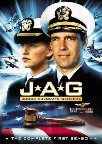 File:JAG (Season 1) DVD.jpg