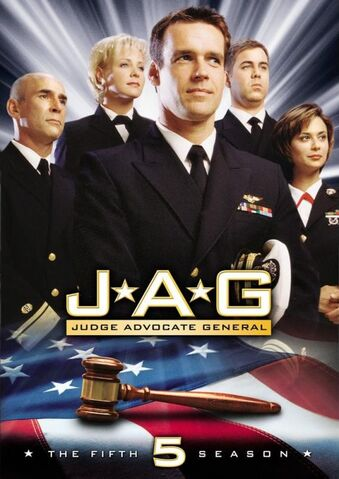 File:JAG (Season 5) DVD.jpg