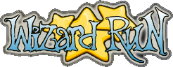 Wizard Run logo
