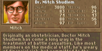 Dr. Mitch Shudlem