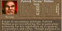 """Patrick """"Screw"""" Phillips"""