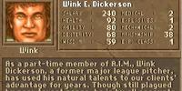 Wink E. Dickerson