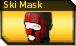 Ski mask r icon
