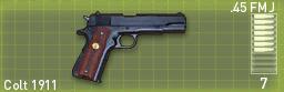 Colt 1911 u pic