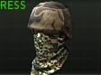 Camo headdress c pic