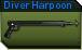 Diver harpoon e icon