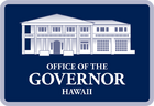Logo of the Office of the Governor of Hawaii