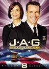 JAG Season 8 DVD cover