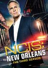 NCIS New Orleans Season 3 DVD cover