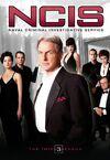 NCIS Season 3 DVD cover