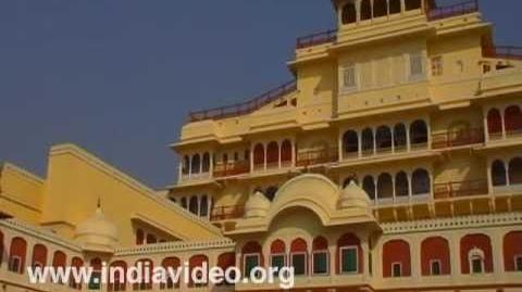 Jaipur's City Palace Rajasthan
