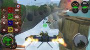 Plane race in The Lost Frontier